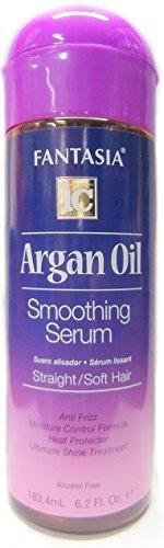 IC Fantasia Argan Oil Smoothing Serum Straight / Soft Hair 183, 4ml