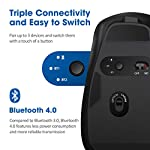 Best Victsing Pioneer Wireless Bluetooth Mouse Rechargeable