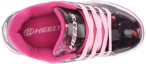 Pictures of Heelys Girls' Split Tennis Shoe Berry/Galaxy HE100382H 2