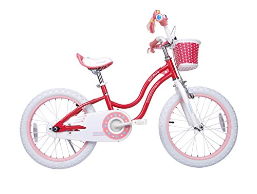 Royalbaby Stargirl Girl's Bike, 12-14-16-18 inch wheels, Blue or Pink