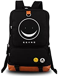 YOYOSHome® Assassination Classroom Anime Cosplay Luminous Bookbag Backpack School Bag
