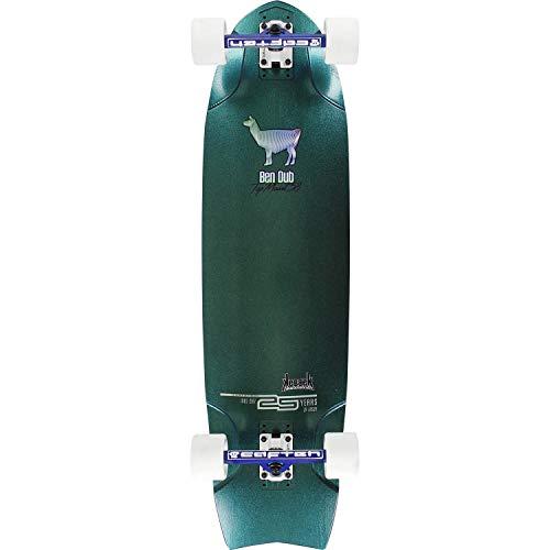 Kebbek Skateboards Ben Dub Longboard Complete Skateboard - 2