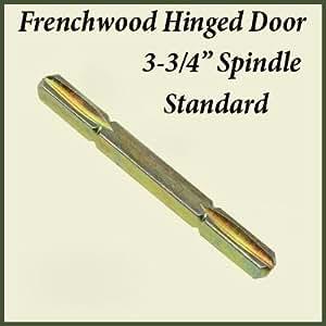 Andersen Spindle 3 3 4 Long Frenchwood Hinged Door