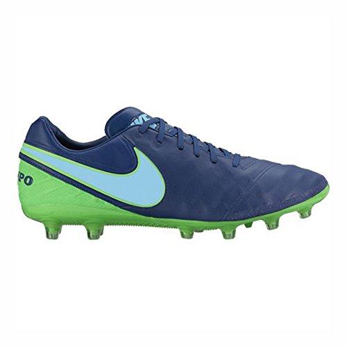 Nike Men's 844397-443 Football Boots, Blue (Coastal Blue/Polarized Blue-Rage Green), 40 40 EU