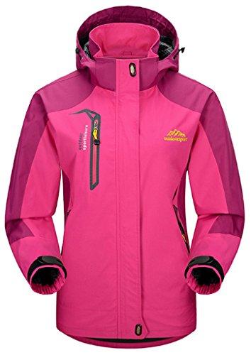 ZSHOW-Womens-Outdoor-Mountain-Jacket-Hiking-Camping-Jacket-Sport-Wear