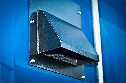 Rejilla de ventilación para contenedor de carga, ayuda a prevenir la condensación.: Amazon.es: Amazon.es