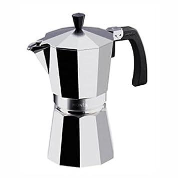 Monix VitroMax, Blanco, Aluminio - Cafetera italiana: Amazon.es: Hogar