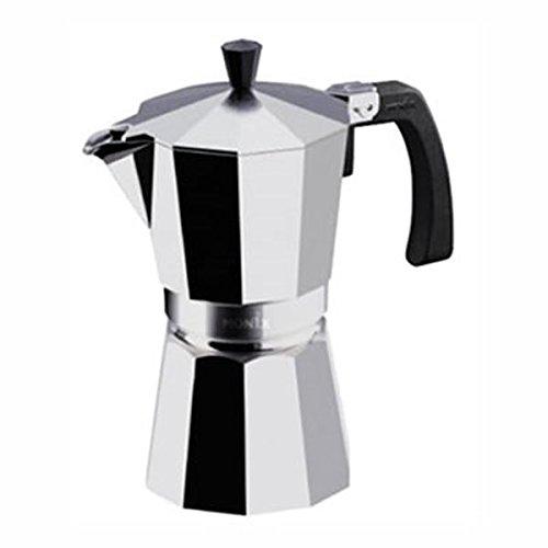 Monix VitroMax, Blanco, Aluminio - Cafetera italiana: Amazon ...