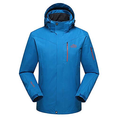 Nevera Men Autumn Winter Outdoor Cashmere Zipper Hoodie Sport Outdoor Assault Coat on
