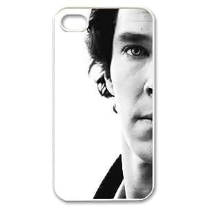 Sherlock Case for Iphone 4/4s Petercustomshop-IPhone 4-PC01757