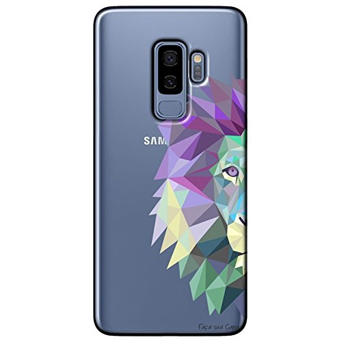 Capa Personalizada Samsung Galaxy S9 Plus G965 - Leão - TP234