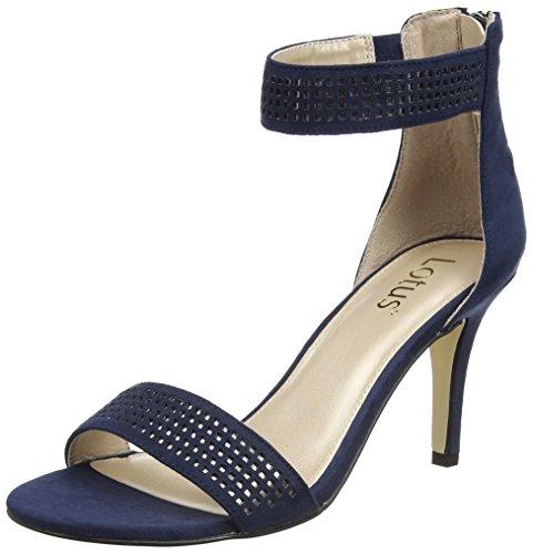 Lotus Elmas - Tacones Mujer azul (marino)