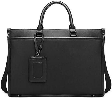 ビジネスバッグ メンズ ブリーフケース A4 鞄 男性用 トートバッグ ショルダーバッグ 2way ハンドバッグ 横型 斜め掛け PC 通勤 かばん 黒 ブラック