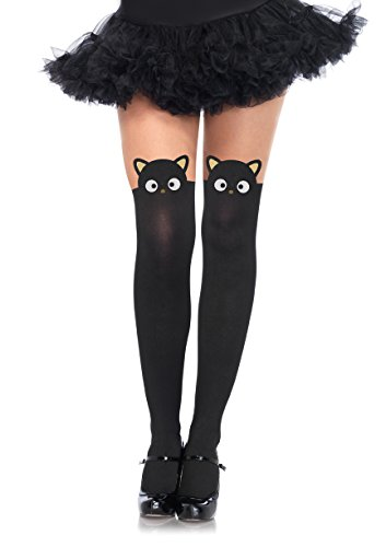 Hello Kitty Chococat Pantyhose, Leg Avenue, One Size -