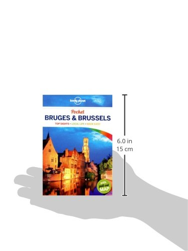 Lonely Planet Brussels Travel Guide