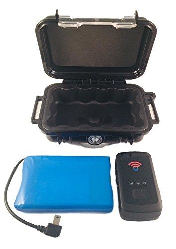 Long Range GPS Tracking Kit - Spy Tec STI GL300 by DelGPS
