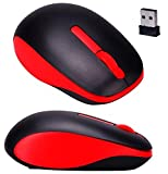 Mouse ,ZYooh 1PC 2.4GHz Wireless Optical 3D Buttons