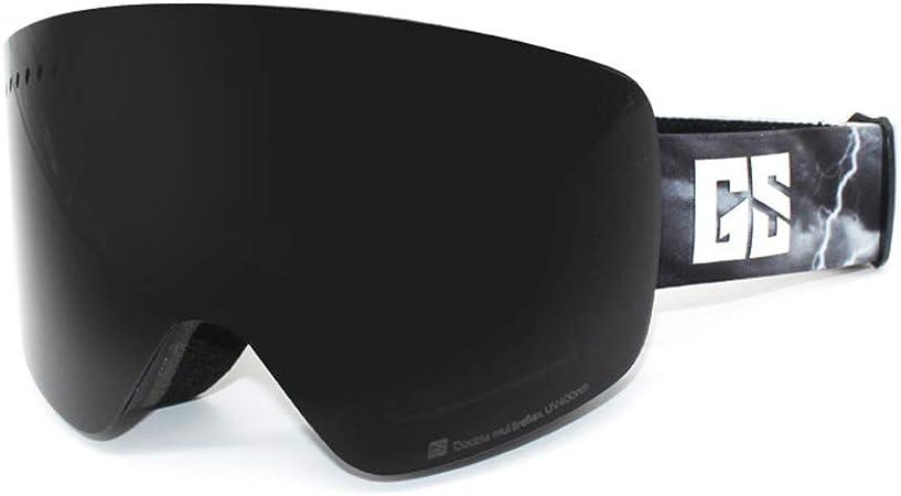 ANBO Gafas de esquí, Gafas de Snowboard antivaho Anti ...