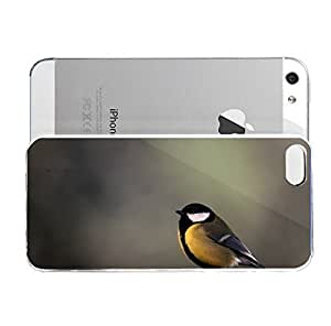 iPhone 5&5S cover case Animals Great Titmouse