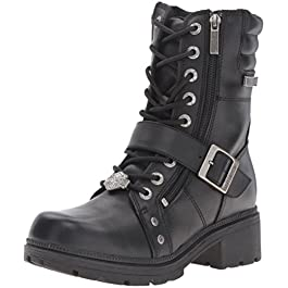 HARLEY-DAVIDSON Women's Talley Ridge Motorcycle Boot