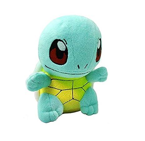 Intervic Peluche muñeco de Felpa Pokemon Squirtle 20 cm ...