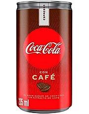 Coca-Cola con Café, Sabor Cola + Espresso, Lata 235ml 8-pack