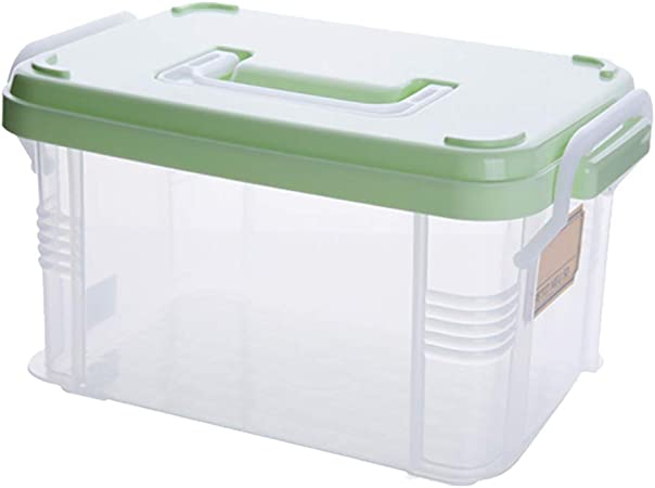 Caja De Doble Capa Caja De Almacenamiento Para Uso MéDico Cofre ...