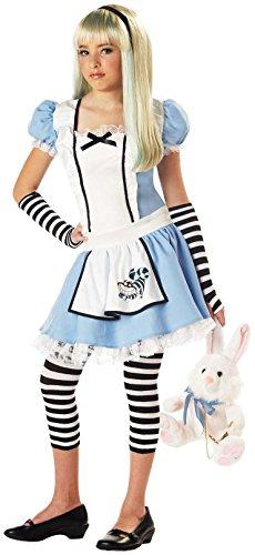 Alice in Wonderland Tween Costume -