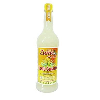 ALOE VERA COSTA CANARIA - ZUMO VEGETAL DE ALOE VERA 1000 ML: Amazon.es: Alimentación y bebidas