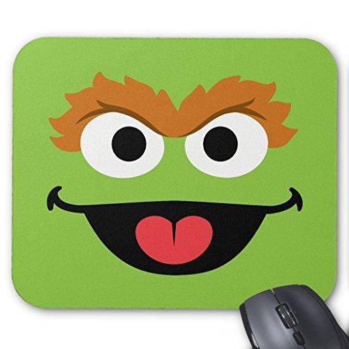 Zazzle Oscar Face Art Mouse Pad ()