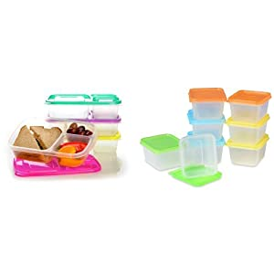 EasyLunchboxes Set