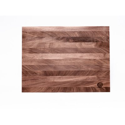 Burl  Blade Handmade Walnut Large (16-Inch-by-24-Inch) Cutting and Chopping Board