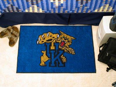 FANMATS Kentucky Wildcats Starter Rug