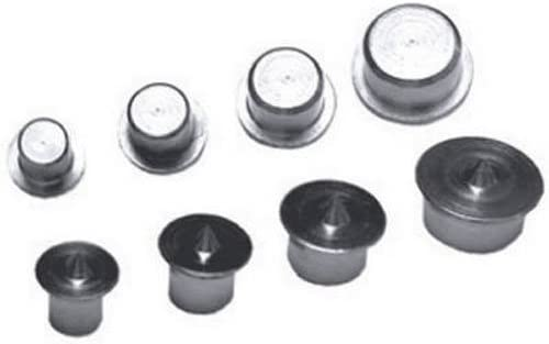 B00004T82N General Tools 888 1/4-Inch to 1/2-Inch Dowel Center Transfer Plugs 410CSZoNT4L