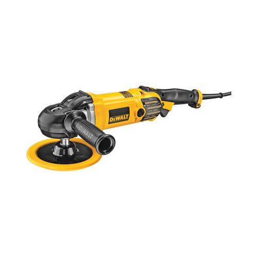 Dewalt DWP849X 7 in. / 9 in. Variable Speed Polisher with So