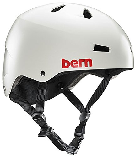 Bern Men's Team Macon EPS Summer Bike/Skate Helmet