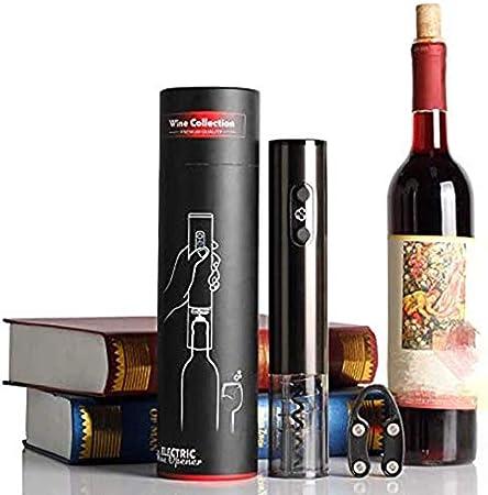 XIXIDIAN Abre de Vino eléctrico, batería automática Sacacorchos con Cortador de lámina, vulnerado para el Restaurante de la Barra de Cocina