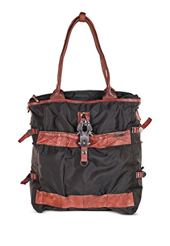 George Gina & Lucy Mount Everbest Anything Goes Bolso shopping negro