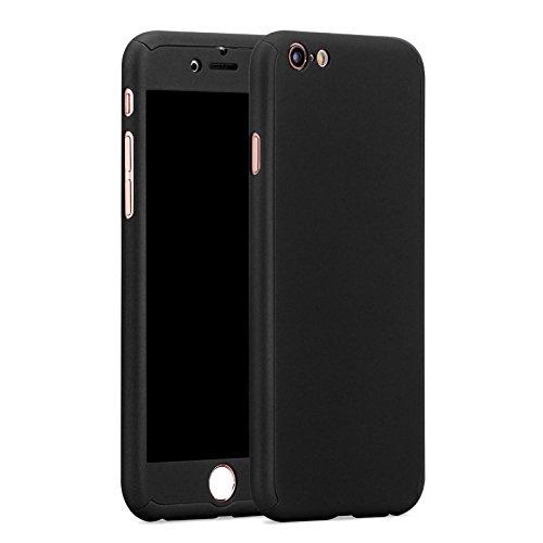 new arrival aa8cb 066d7 Amazon.com: 360 Degree Full Body Cover Full Protection Slim Phone ...