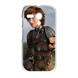 How to Train Your Dragon Motorola G Phone Case White Black Christmas Gifts&Gift Attractive Phone Case HLS5W0123497