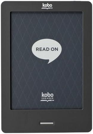 Kobo Touch - E-Reader (15,24 cm (6