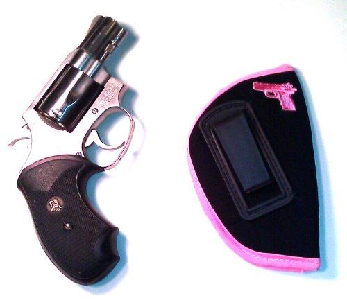 Buy pink revolver holster