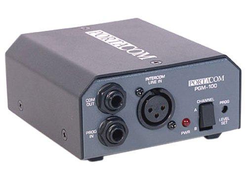 Intercom Portacom (Anchor Audio PGM-100 Program Mixer Feedback Module for PortaCom Wired Intercom System)