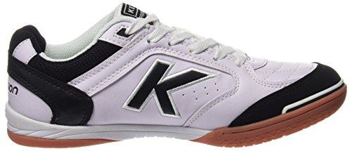 De Chaussures Intérieur 55770 Unisexe Kelme Blanc Adultes blanc Soccer Cassé Blanc qCwAExx5FI