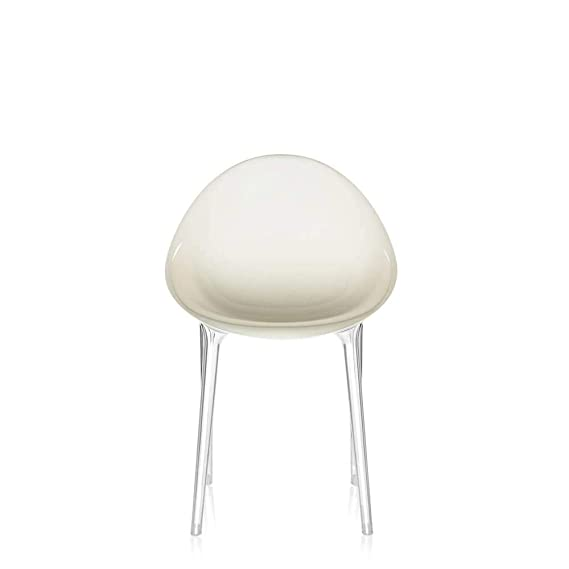 Amazon.com: Kartell Mr. imposible silla por Philippe Starck ...