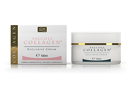 SALCOLL COLLAGEN Anti-Aging wrinkle Face cream for women - With Marine Collagen, Elastin & Essential Proteins To Repair, Restore, Rebuild & skin rejuvenating cream - For Smooth Younger Looking Face - (Best Face Cream For Women Over 50)