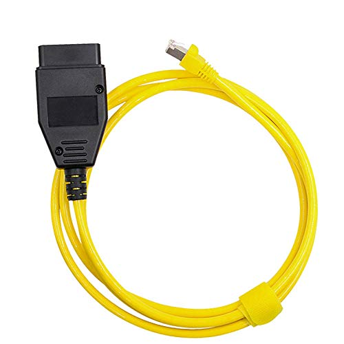 Yourshops Mini VCI Cable E-SYS ICOM for BMW ENET Cable Coding F-Serie OBD2 Car Diagnostic Scanner Cable OBDII Scan Tool Cable 1Set