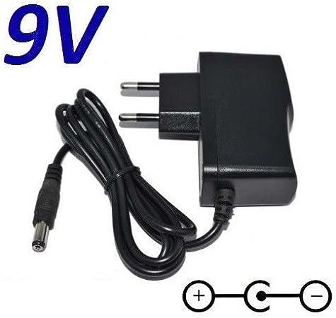 CARGADOR ESP ® Cargador Corriente 9V Compatible con Reemplazo Teclado Casio CTK-450 CTK-480 CTK-431 Recambio Replacement: Amazon.es: Electrónica