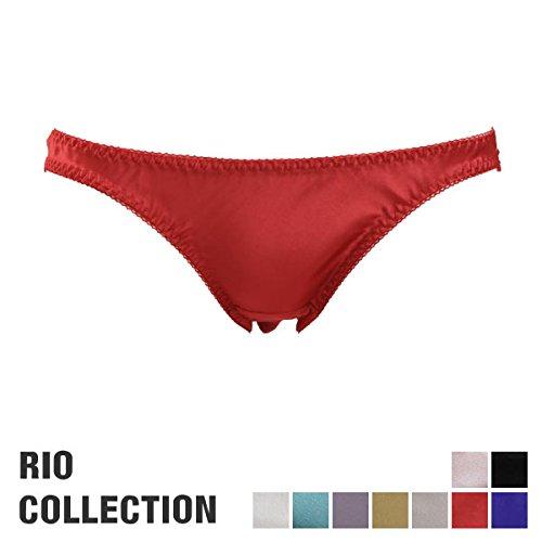 【RIO COLLECTION】艶サテン スタンダードショーツ