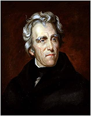 Official United States Presidential Portrait Series: ANDREW JACKSON